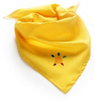 Le foulard Téléthon (G)