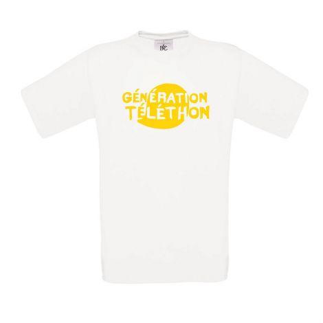Le tee shirt blanc 12 ans